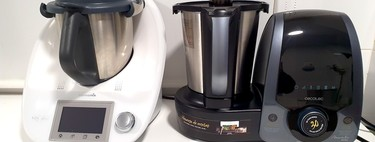 Probamos el robot de cocina low cost Mambo 8090 de Cecotec y comparamos (inevitablemente) con Thermomix