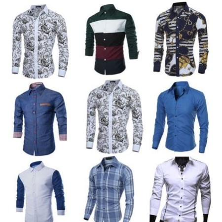 Camisas informales en eBay por sólo 6,23 euros y envío gratuito ¡Vestirnos bien puede salirnos muy barato!