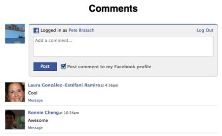 ¿Cuánto vale un comentario en Facebook?