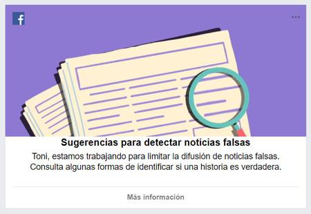 Enlace A Consejo Facebook Detectar Fake News