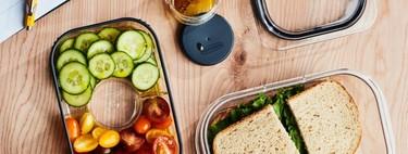 Adiós plástico: cómo llevar las ensaladas y otras comidas al trabajo de forma sostenible