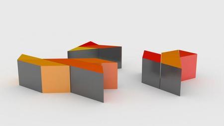 Blurred Limits la nueva colección de Marc Thorpe para Moroso