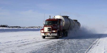 'Ice Road Truckers', ¿imágenes espectaculares y poco más?