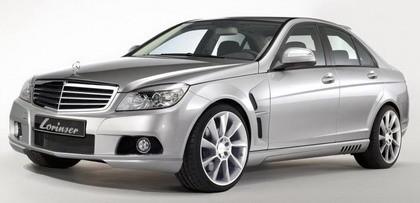 Nuevo Mercedes Clase C modificado por Lorinser