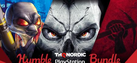 Si tienes una cuenta de PSN americana no puedes pasar por alto el último Humble Bundle de PlayStation