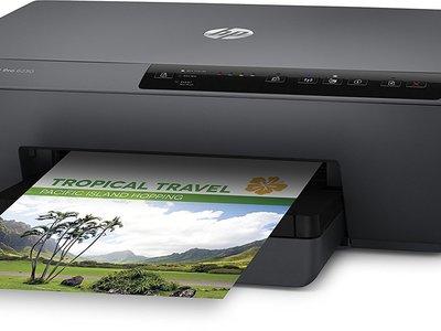 Impresora HP Officejet Pro 6230, con conectividad WiFi, por sólo 39,99 euros y envío gratis