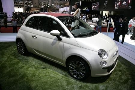 Presentación de Fiat en el Salón de Ginebra
