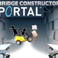 Bridge Constructor Portal se actualiza para añadir su editor de niveles en Steam