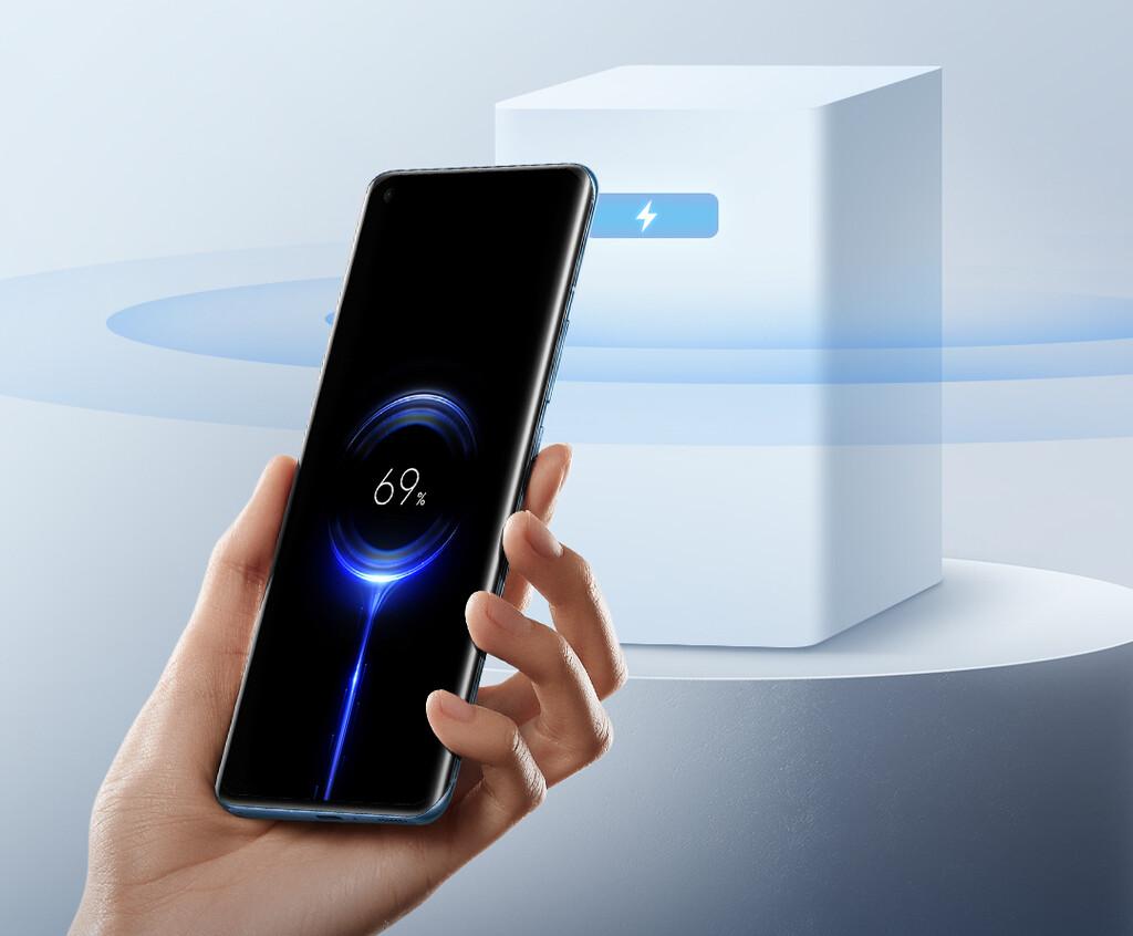 Xiaomi presenta Mi Air Charge, su tecnología de carga inalámbrica a distancia: asegura poder cargar varios dispositivos a la vez