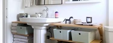 Orden en el baño: ideas y trucos para poner orden de una vez por todas