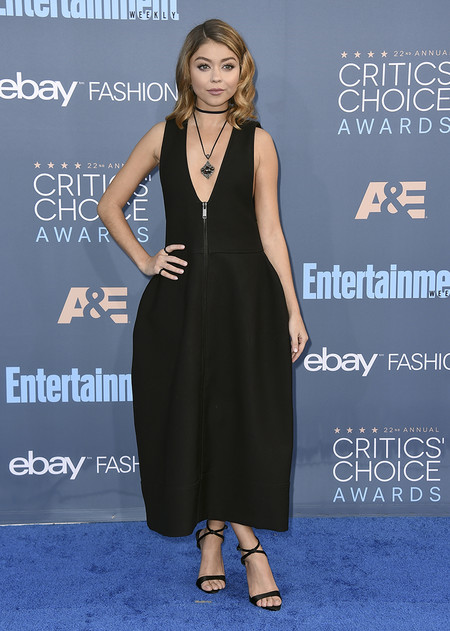Alfombra Roja Looks Critics Choice Awards 2016 17