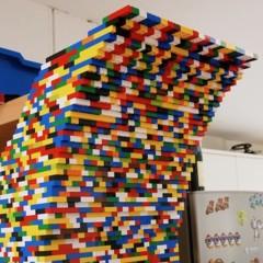 Foto 4 de 7 de la galería separando-espacios-con-un-muro-de-lego en Decoesfera