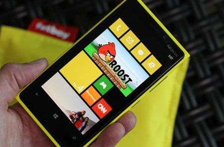 Baja el precio de las acciones de Nokia después del lanzamiento de los nuevos Lumia