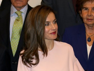 Doña Letizia comparte vestidor con la realeza europea y hasta con it girls