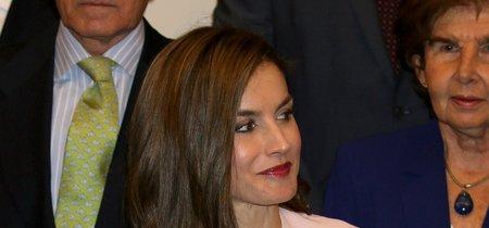 Doña Letizia comparte vestidor con la realeza europea y hasta con it girls