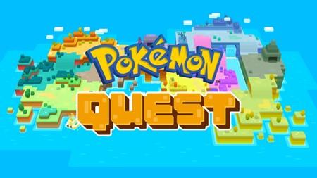 Probamos Pokémon Quest: el juego gratuito de Nintendo llega a móviles tras pasar por Switch