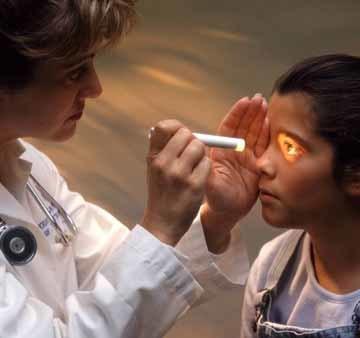 Al comienzo de clases, una visita al oftalmólogo