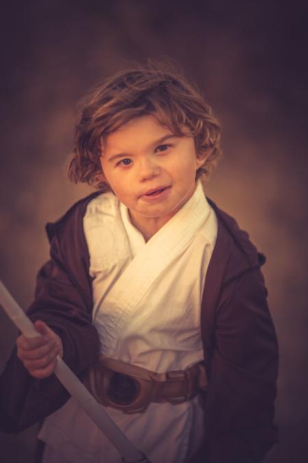 Su hijo mayor, el Jedi
