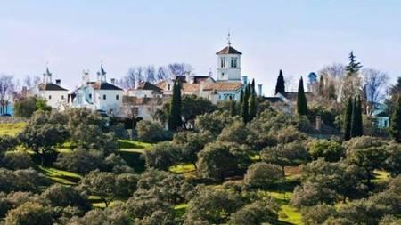 El barroco andaluz en medio del campo, un paraíso por obra y gracia de Fernando Chueca Goitia