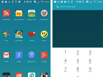 El launcher de HydrogenOS llega a nuestros Android gracias a la comunidad de usuarios