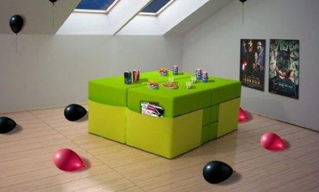 Múltiplo de Hey Team, el mobiliario más versátil