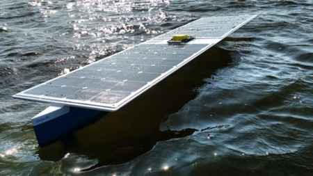Seacharger Solar Power Boat Ocean 12
