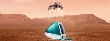 El cerebro de un iMac G3 de 1998 conquista Marte gracias al Perseverance de la NASA
