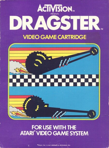 Dragster Activision