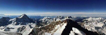 Vista desde el Everest