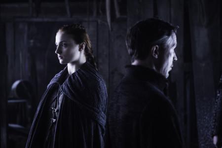 Sansa Menique El Porton Juego De Tronos