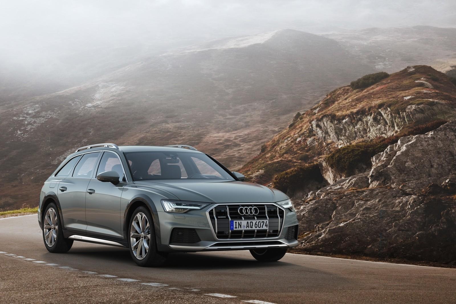 Foto de Audi A6 allroad quattro 2020 (3/22)