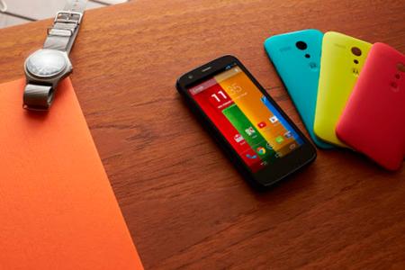 Moto G 4G 2013 ya recibe Android 5.1 con Telcel