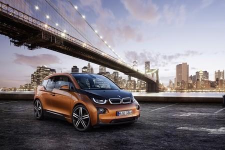 El BMW i3 ha salido de Nueva York como 'World Green Car' y 'World Car Design' en 2014