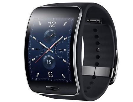 Samsung Gear S, pantalla curva y conectividad 3G
