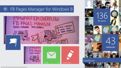 FB Pages Manager llega a Windows 8/RT, gestiona tus páginas de Facebook desde tu tablet