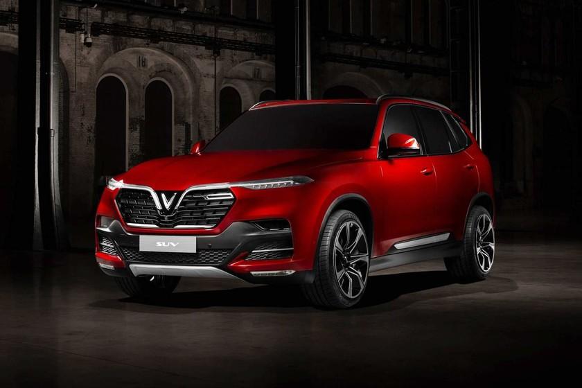 El primer fabricante de coches de Vietnam, VinFast, presentará dos modelos en el Salón de París