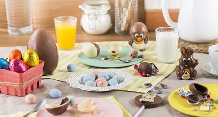 Mercadona Chocolates Pascua Bodegon