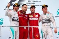 Ferrari y Vettel vuelven a la victoria en el Gran Premio de Malasia