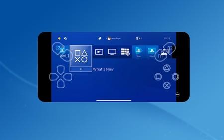 PS4 Remote Play conección a iPhone