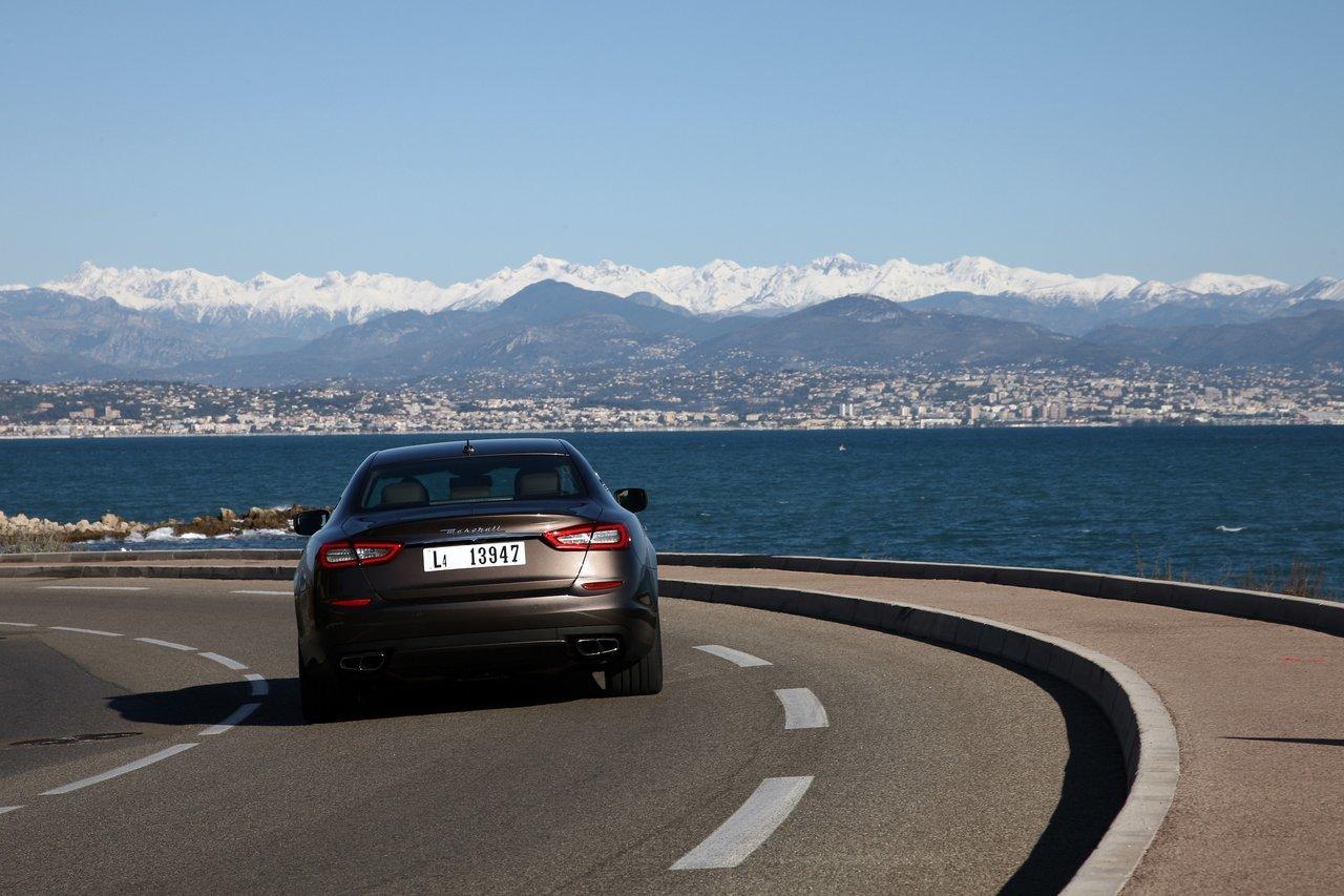 Foto de Maserati Quattroporte (2013) (25/47)