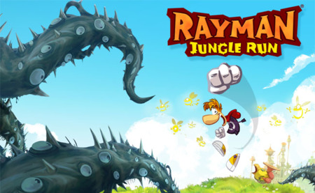 Rayman Jungle Run ya a la venta en Google Play