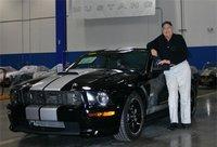 A subasta el primer Shelby Mustang GT