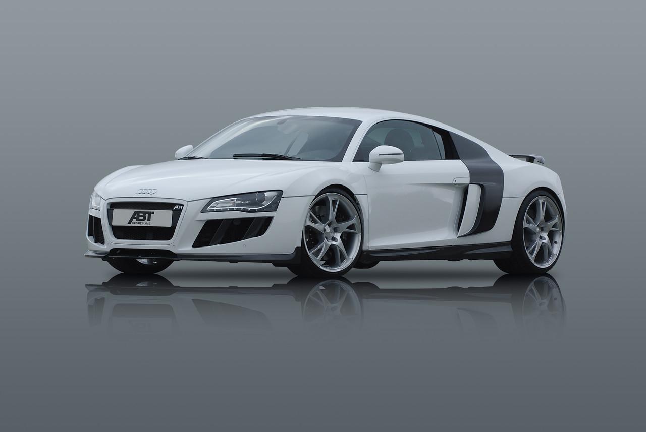 Foto de Audi R8 por ABT (1/13)