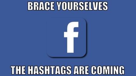 La almohadilla omnipresente o la importancia de la implementación de hashtags en Facebook