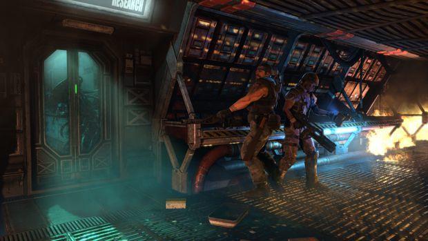 Foto de Aliens Colonial Marines Gamescom 2011 (3/5)