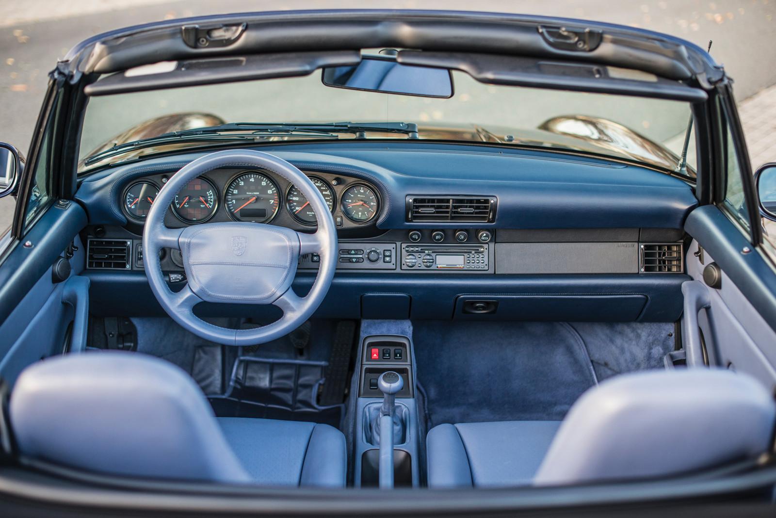Foto de Porsche 993 Turbo Cabrio (10/18)