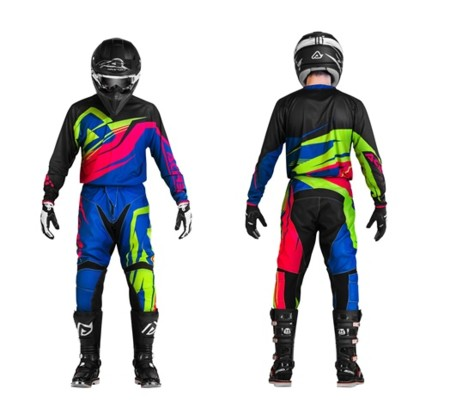Conjunto de motocross Acerbis Suckerpunch