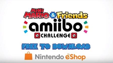 Mini Mario & Friends: amiibo Challenge nos muestra su tráiler de lanzamiento