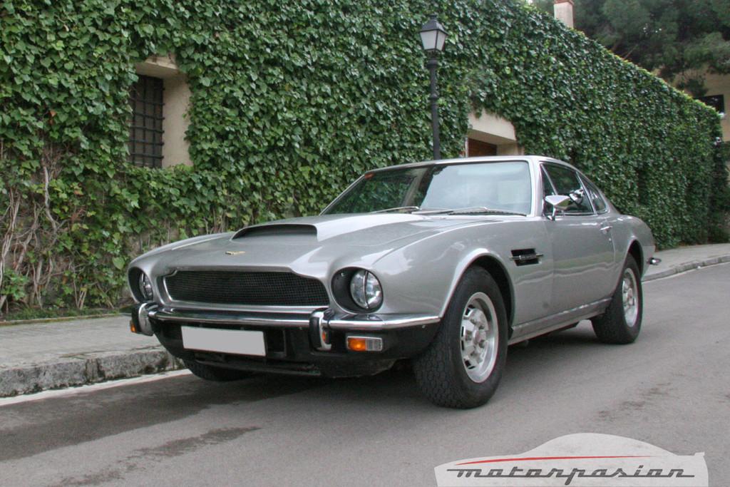 Foto de Aston Martin V8 de 1977 (8/16)
