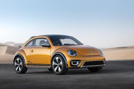 Beetle Dune Concept llegará en el 2016